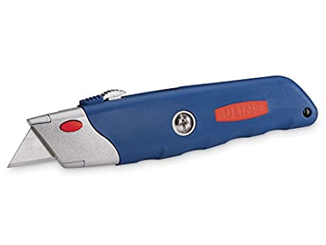 Review Uline Comfort-Grip Knife