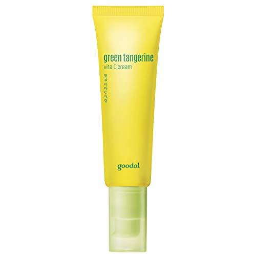 Goodal Green Tangerine Vita C Cream 1.7 Ounce Yellow