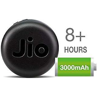 JioFi JMR1040 150Mbps Wireless 4G Portable Data Card  Black
