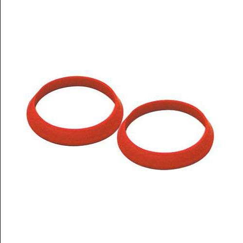 - ; Rubber Slip Joint Beveled TPR Washer, 1-1/2