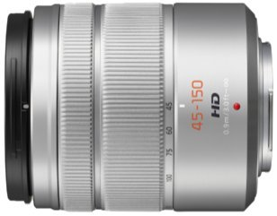 Panasonic H-FS45150S Lumix G Series Lens (Silver) for sale  Delivered anywhere in USA
