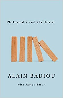Book Philosophy and the Event