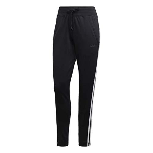 adidas Women's Designed 2 Move 3-Stripes Regular Fit Full Length Training Pilates Yoga Joggers Sweatpants