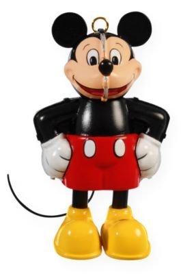 (Hallmark 2009 Vintage Tin Mickey Ornament)