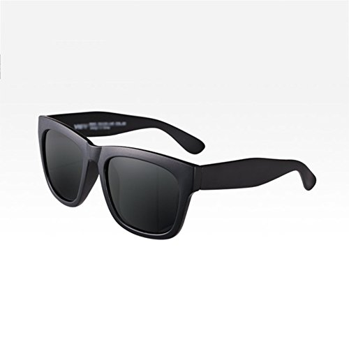 QY YQ Retro Color De Sol De Gafas Montura 1 Y Gafas Sol De Grande Elegante 5 Cómodo Gafas Polarizadas dara7wq