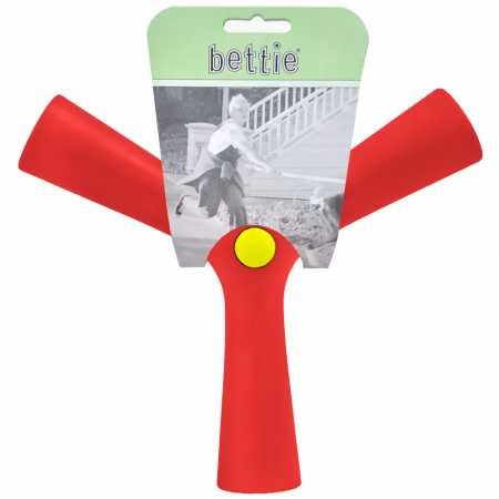 Otis and Claude Bettie Fetch Toy Run Run Ruby (Red) – Large For Sale