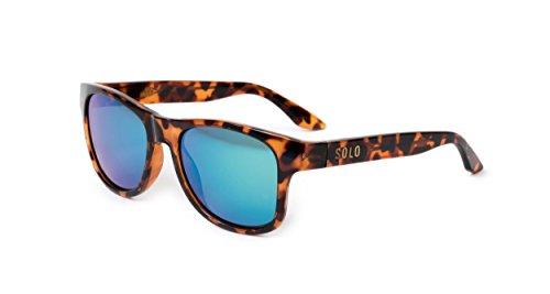 SOLO Eyewear - Recycled Plastic - Matte Tortoise Shell - Zimbabwe - Sunglasses Matte Tortoise