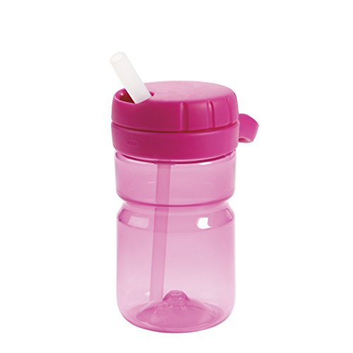 OXO Tot Twist Lid Water Bottle for Big Kids (12 Oz) - - Kids Twist