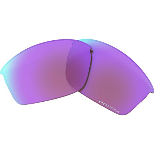 Oakley Flak Jacket Adult Replacement Lens Sunglass Accessories - Prizm Golf / One - Oakley Minute Sunglasses