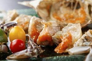 【カンジャンケジャン】350g タレ含み【西麻布韓国料理宮 】渡り蟹醤油漬け