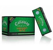 Callaway 2009 HX Hot Bite Golf Ball