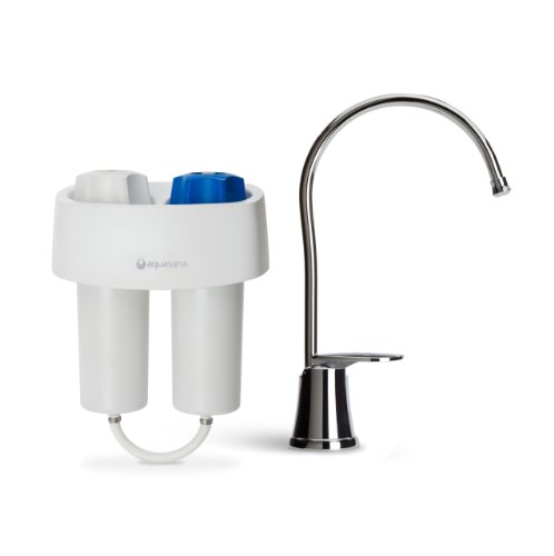 Aquasana AQ-4600 Under Counter Water Filter System