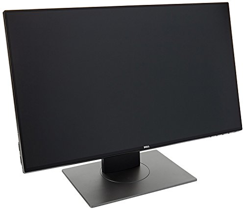 Dell U2417H UltraSharp 24'' LED-Backlit LCD Monitor, Gray - Edge Led Lcd