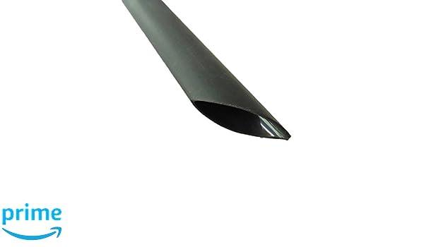 Schrumpfschlauch negro 6,4//3,2 METERWARE