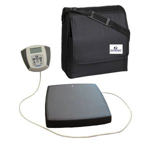 Health o meter Professional 752KL Heavy Duty Remote Display Digital Medical Scale, 600 lb / 272 kg Capacity, Calculates BMI
