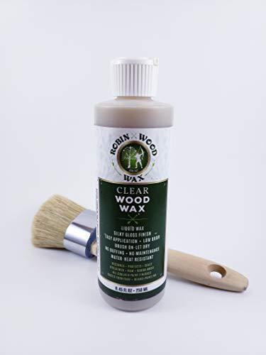 Robin Wood Liquid Wax Kit