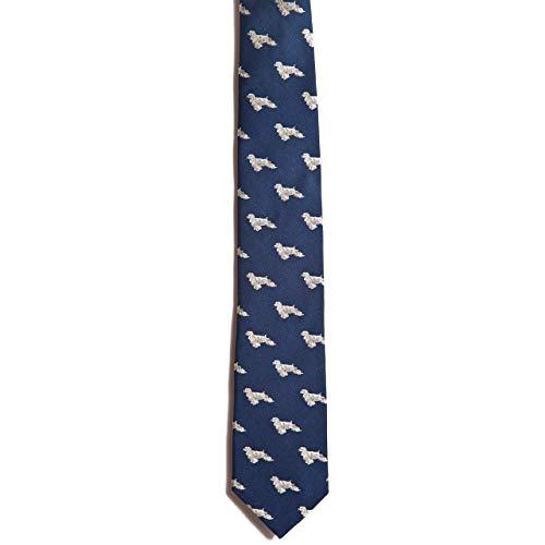 Buff Cocker Spaniel Tie Regular (58