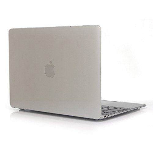 HDE Clear Plastic MacBook Retina