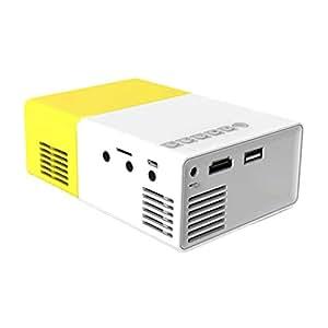 Amazon.com: Mini Micro Projector 1080p Video Best Home ...