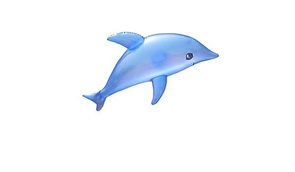 Toyvian - Juego de 3 Delfines hinchables para bañera, Piscina ...