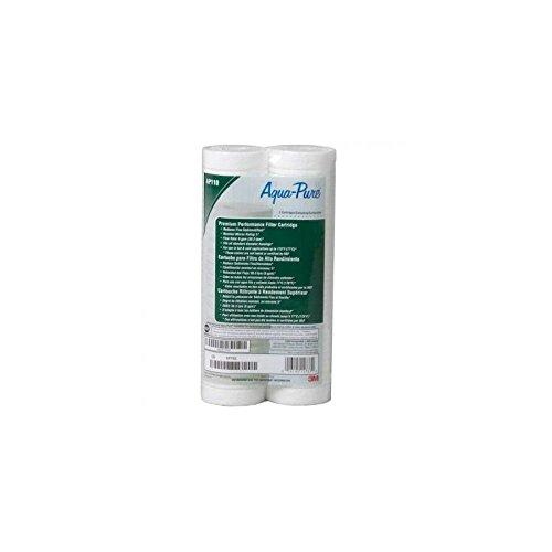 Aqua-Pure AP110 Universal Whole House Filter Replacement Cartridge for Fine/Normal Sediment, 2-Pack Aqua Pure Undersink Filters
