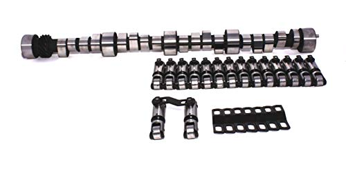 Cam Lifter Solid (COMP Cams CL11-772-8 Xtreme Energy 248/254 Solid Roller Cam and Lifter Kit for Chevrolet Big Block 396-454)