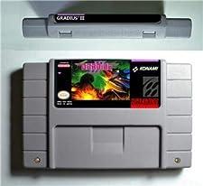 Gradius III - Action Game Cartridge US Version - Game Card For Sega Mega Drive For Genesis