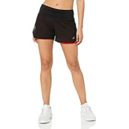 ASICS Cool 2-in-1 Women's Running Shorts