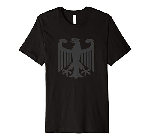 Germany Deutschland | German Eagle Distressed T-Shirt