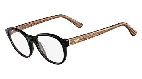 - FENDI 1023 001 EyeGlasses & Case