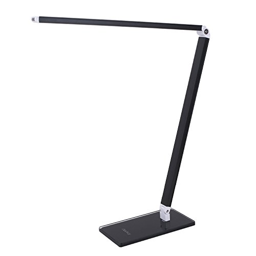 Deckey Dimmable LED Desk Lamp, Eye-care Folding...