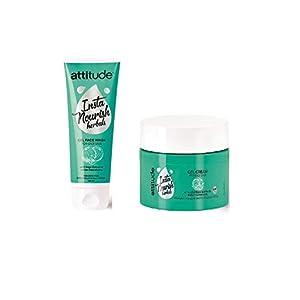 Amway Attitude Face Wash (100 ml) & Moisturiser (45 g) For Oily Skin