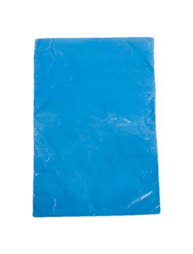 KC Store Fixtures 06401 Plastic Bag, High Density, 6.5
