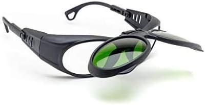 Gafas de linternado y Soldado abatibles con Pantallas infrarrojas 2.0-8.0