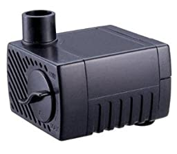 Fountain Tech Pump 70GPH 66GPH FT70-S, with a Switch on the cord, FT70S, FT-70-S Fits Most Cat Dish and table top fountain Replacement