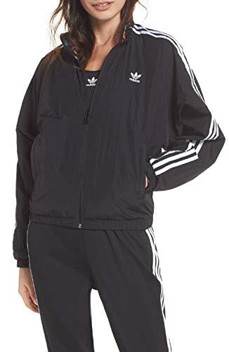 Jacket Adidas Reversible (adidas Originals Reversible Track Jacket Black Large)