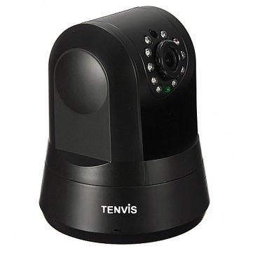 Tenvis IProbot3 Wireless Wifi HD H.264 IR-Cut PTZ Network IP Camera
