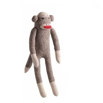 Sock Pals for Dogs Monkey ()