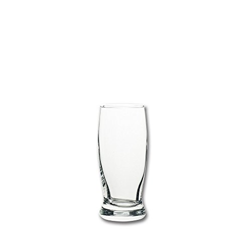 - 10 Strawberry Street Bovolo Mini 4 Oz Shooter/Dessert Glass, Set of 6, Clear Glass