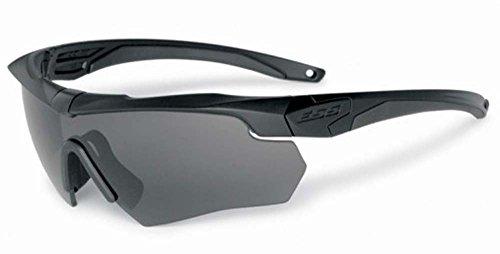ESS Crossbow One Eyeshield with Smoke Gray Lens