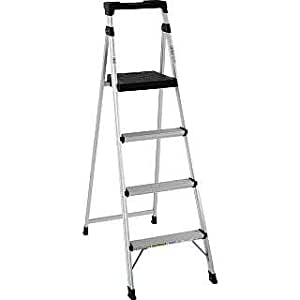 Amazon.com: Cosco Lite Solutions Folding Step Ladder - 6