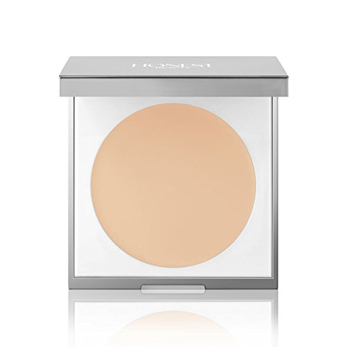 Honest Beauty Everything Cream Foundation, Snow, 0.31 (0.31 Ounce Palette)