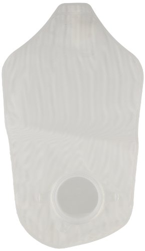 Surfit Natura Urostomy Pouch With Accuseal Tap Transparent Standard, Model No : 401544, Size:45 mm - 10/Box by CONVATEC