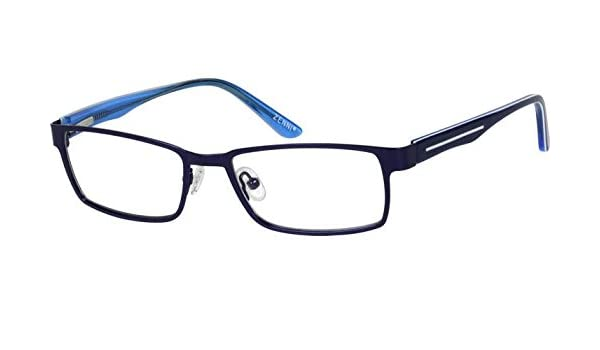 033227d802 Amazon.com  191216 Stainless Steel Full-Rim Frame with Acetate Temples   Health   Personal Care