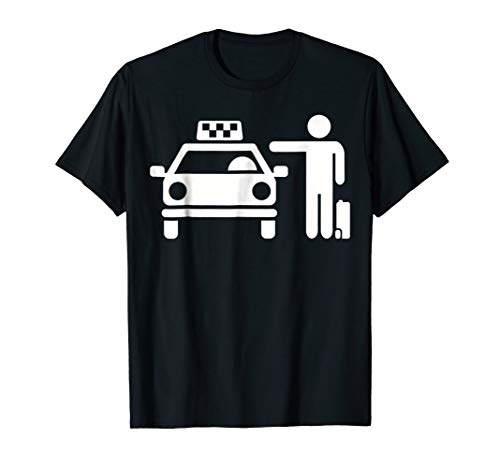 (Taxi stand T-Shirt)