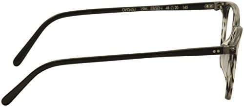ed460ed89218c Amazon.com  Oliver Peoples EBSEN OV5345U - 1586 Eyeglasses Semi ...