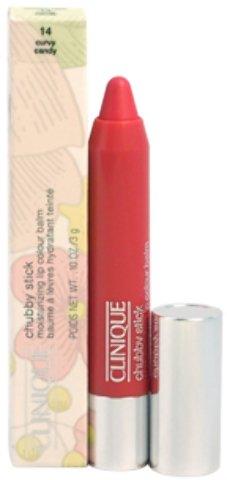 Clinique - Chubby Stick Moisturizing Lip Colour Balm - # 14 Curvy Candy (0.1 oz.) 1 pcs sku# 1900545MA