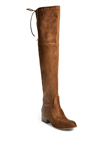 G Av Guess Womens Mia Over-the-knee Boots Brown