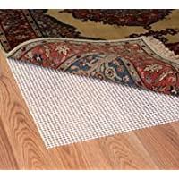 Ultra Stop Non-Slip Indoor Rug Pad, Size: 8 x 8 Square Rug Pad