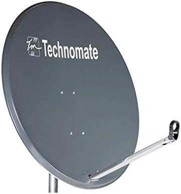 1 m de Technomate Hi-Ganancia antena parabólica de montaje ...